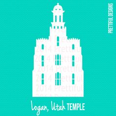 Free for personal use Lds Temple Silhouette Clip Art of your choice Ogden Temple, Payson Temple, Utah Temples, Lds Temples, Silhouette Clip Art, Silhouette Images, Yw In Excellence, Salt Lake Temple, Logan Utah