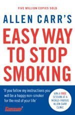 THE ONLY WAY! Allen Carr's Easyway To Stop Smoking is the world's best-selling book on how to stop smoking, with over 10,000,000 copies sold in over 38 different languages. It explains in common-sense language how to free yourself from the 'nicotine trap' without having to use willpower, without gaining weight and without any withdrawal pangs.
