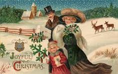 Currier and Ives Christmas card Christmas Card Images, Christmas Past, Vintage Christmas Cards, A Christmas Story, All Things Christmas, Christmas Artwork, Vintage Holiday, Family Christmas, Christmas Ideas