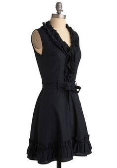 Navy Notion Dress  #ModCloth #partydress
