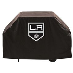Los Angeles Kings Commercial Grade BBQ Grill Cover