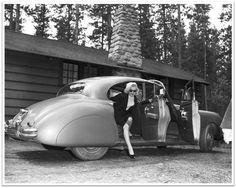 rare candid Marilyn Monroe in Canada 1953