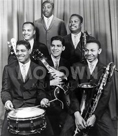 Funk Brothers, what would the Motown Sound have been without the Funk Brothers inspired accompaniment?