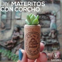 DIY MATERITOS CON CORCHO