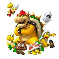 Super Mario Party, Super Mario World, Super Mario Bros, Mario Star, Mario Bros., Scooby Doo Images, Video Game Art, Video Games, Nintendo