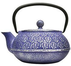 Cast Iron Teapot advantages