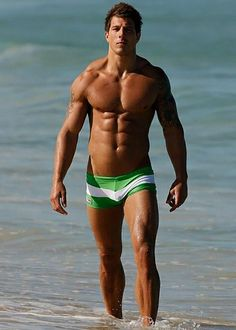 Mens Swimwear 2012 Trends