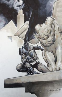 Batman by Cary Nord