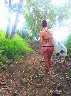 yay!! lets go! COSTA bikinis, my surfboard and Puerto Rico. this is paradise, this is COSTA lifestyle! surfing Rincon