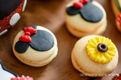 Macarons from Minnie