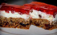Áfonyás diós mascarpone torta | Gasztro TV