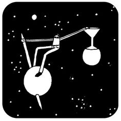 Missione #Martini - Martini mission | #Omeini by Luigi Viscido, via Flickr | #art #italy #illustration