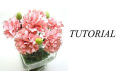 how to: mini carnations