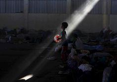 Niña siria se rinde - 30 de marzo de 2015 | El mundo en un golpe de vista - Yahoo Noticias
