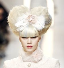 Great hair...Chanel...Wig.