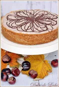 Dulce de Leche: Gaštanový Baileys Cheesecake