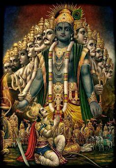 Universal form! Jai Sri Krishna _/_