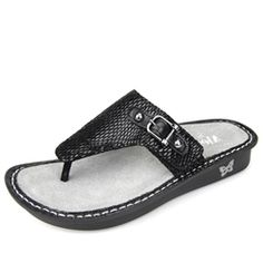 38720f99abeb Alegria Vanessa Black Jewel. Vanessa BlackMost Popular ShoesAlegria  ShoesBlack JewelJeweled SandalsComfortable SandalsShoe ShopComfort ...