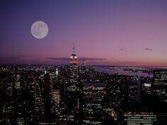 NYC Night Sky -- Ideas