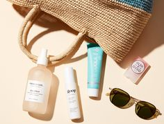 A marginally heavier beauty bag makes just about any summer weekend infinitely more pleasurable: a bath soak, a subtly gorgeous body balm that's as great