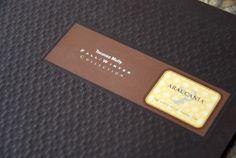 Diseño Carpeta Araucanía Yarns  Gráfica de Oro / Theobaldo de Nigris 2009