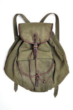 alternative woodsman rucksack