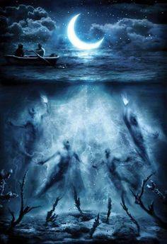 Spirits in the watet