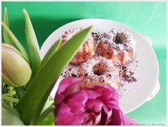 Eierlikörgugl mit Schokolade - Gugl - mini bundt - bundt cake - eggnogg - chocolate