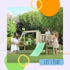 Go check out this amazing outdoor play set.👭🌳🌱🌸Kids have so much fun 🎉playing and using there imagination outdoors🌿 Preschool Furniture, Sensory Rooms, Kids Table And Chairs, Primary Resources, Sand And Water, Outdoor Play, Primary School, Educational Toys, Imagination