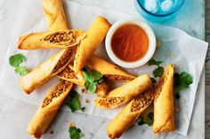 Marion Grasby reveals the secret to making these fabulously crispy spring rolls