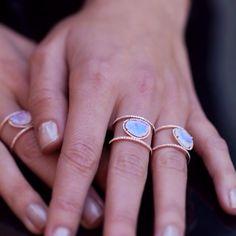 In light the full moon magic tonight ✨✨ #lunaskyejewelry  Www.lskyejewelry.com