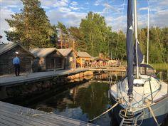 Öja Cafe Bryggan Kokkola Finland