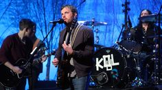 Day 11: A Song From My Favorite Band -  Kings of Leon  'Wait for Me' live on the Ellen Show