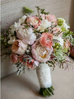 Summer Bridal Bouquet Shane Welch Photography-Photos So dressed up!-Planning Pistil & Vine-Floral