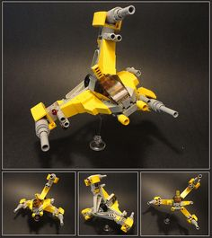 The Apocryphal Y-Wing by nate_decastro, via Flickr