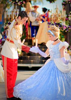 Cinderella and Prince Charming  (by  SDG-Pictures)