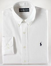 my fav business shirt for my guy cotton! Ralph Laurent, Polo Lauren, Business Shirts, Well Dressed Men, Cool Shirts, Menswear, Mens Fashion, Shirt Dress, My Style
