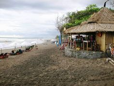 Double Six beach, Legian, Bali before they turn it into other too commercial beach.