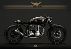 eng- New Project commissioned by Dream Wheels Heritage the base is Matchless G3. With a paint job inspired in Ayrton Senna's Lotus. Pt- Novo projecto encomendado pela Dream Wheels Heritage com base numa Matchless G3, com uma pintura inspirada no Lotus do Ayrton Senna. https://www.facebook.com/CapelosGarage78
