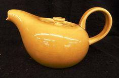 Vintage Russel Wright Ceramic Teapot Tea Pot