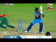 ICC World Cup T20 2016 India Vs Bangladesh Match