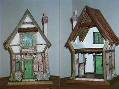 Tudor Cottage by Rik Pierce