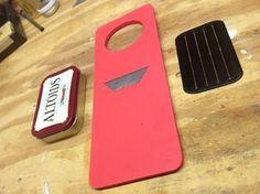 DIY Upcycled Altoids Tin Turned Mini Fly Fishing Box