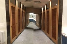 Jialifu New 38mm HPL composite louvered toilet cubicles