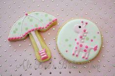 Ali Bee's Bake Shop: Pajama Series #1 - Giraffes