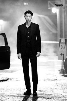 Gong Yoo (공유) - Picture @ HanCinema :: The Korean Movie and Drama Database Korean Star, Korean Men, Asian Men, Park Hae Jin, Park Seo Joon, Asian Actors, Korean Actors, Hot Actors, Actors & Actresses