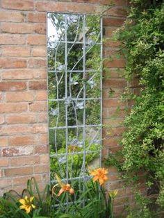 How to Weatherproof a Garden Mirror Garden mirrors Gardens and