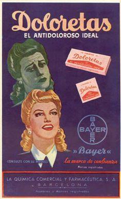 La Mano Invisible: Carteles de Publicidad Antiguos (II)                                                                                                                                                      Más