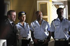 Lenora Crichlow as Lily Thomson - Death In Paradise Seaso One