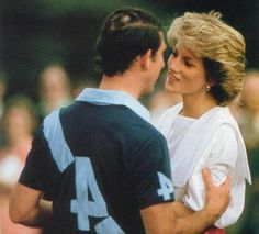 Princess Diana………PROBABLY WHAT SHE HOPED HER MARRIAGE TO CHARLES WOULD ALWAYS BE LIKE……OFTEN THINGS JUST DON'T PAN OUT LIKE WE DREAMED …………..ccp